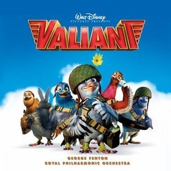 Valiant Soundtrack (George Fenton) - Car�tula
