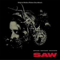 Saw Soundtrack (Various Artists, Charlie Clouser) - Car�tula