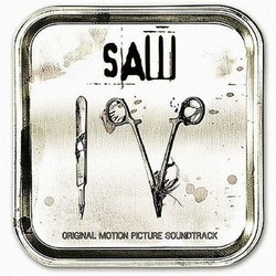 Saw IV Soundtrack (Various Artists, Charlie Clouser) - Car�tula