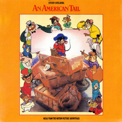 An American Tail Soundtrack (James Horner) - Car�tula
