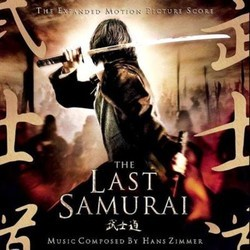 The Last Samurai Soundtrack (Hans Zimmer) - Car�tula