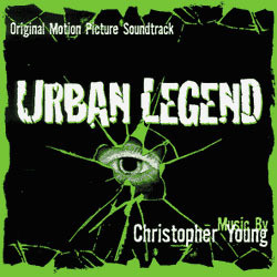 Urban Legend Soundtrack  (Christopher Young) - Car�tula