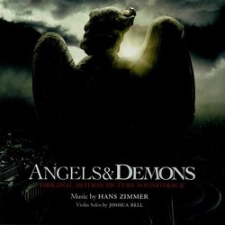 Angels & Demons Soundtrack (Hans Zimmer) - Car�tula