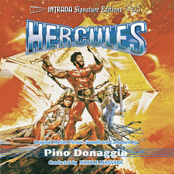 Hercules Soundtrack (Pino Donaggio) - Car�tula