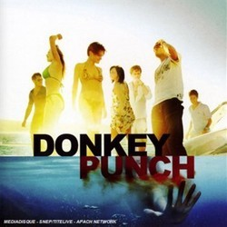 Donkey Punch Soundtrack (Various Artists, Francois-Eudes Chanfrault) - Car�tula