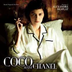 Coco avant Chanel Soundtrack (Alexandre Desplat) - Car�tula