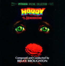 Harry and the Hendersons Soundtrack (Bruce Broughton) - Car�tula