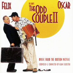 The Odd Couple II Soundtrack (Alan Silvestri) - Car�tula
