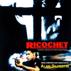 Ricochet Soundtrack (Alan Silvestri) - Car�tula