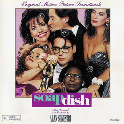 Soapdish Soundtrack (Alan Silvestri) - Car�tula