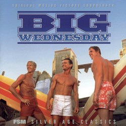 Big Wednesday Soundtrack (Basil Poledouris) - Car�tula