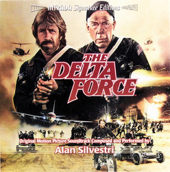 The Delta Force Soundtrack (Alan Silvestri) - Car�tula