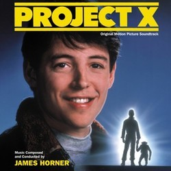 Project X Soundtrack (James Horner) - Car�tula