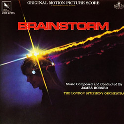 Brainstorm Soundtrack (James Horner) - Car�tula