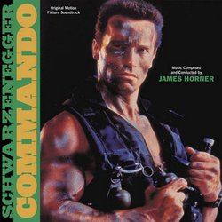 Commando Soundtrack (James Horner) - Car�tula