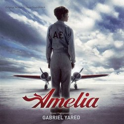 Amelia Soundtrack (Gabriel Yared) - Car�tula