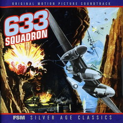 633 Squadron / Submarine X-1 Soundtrack (Ron Goodwin) - Car�tula