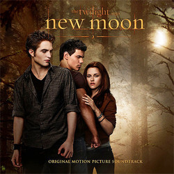 The Twilight Saga: New Moon Soundtrack (Various Artists, Alexandre Desplat) - Car�tula