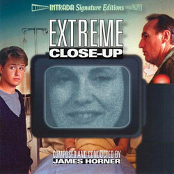 Extreme Close-Up Soundtrack (James Horner) - Car�tula