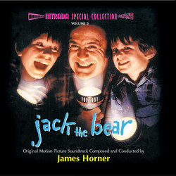 Jack the Bear Soundtrack (James Horner) - Car�tula