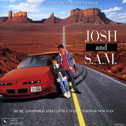 Josh and S.A.M. Soundtrack (Thomas Newman) - Car�tula