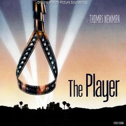 The Player Soundtrack (Various Artists, Thomas Newman) - Car�tula