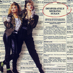 Desperately Seeking Susan / Making Mr. Right Soundtrack (Chaz Jankel, Thomas Newman) - Car�tula
