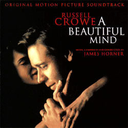 A Beautiful Mind Soundtrack  (James Horner) - Car�tula