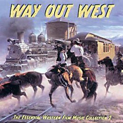 Way Out West Soundtrack  (Various Artists) - Car�tula