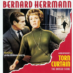 Torn Curtain Soundtrack  (Bernard Herrmann) - Car�tula