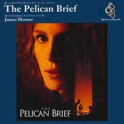 The Pelican Brief Soundtrack  (James Horner) - Car�tula