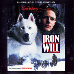 Iron Will Soundtrack (Joel McNeely) - Car�tula