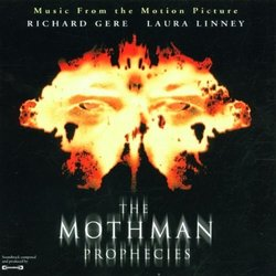 The Mothman Prophecies Soundtrack  (Various Artists,  tomandandy) - Car�tula