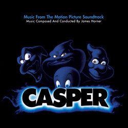 Casper Soundtrack (James Horner) - Car�tula