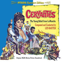 Cervantes Soundtrack (Les Baxter) - Car�tula