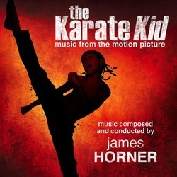 The Karate Kid Soundtrack (James Horner) - Car�tula