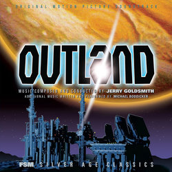 Outland Soundtrack (Jerry Goldsmith) - Car�tula
