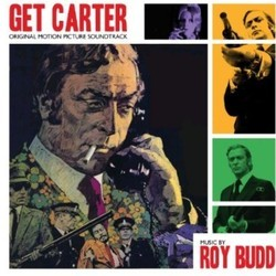 Get Carter Soundtrack  (Roy Budd) - Car�tula
