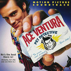 Ace Ventura: Pet Detective Soundtrack (Various Artists, Ira Newborn) - Car�tula