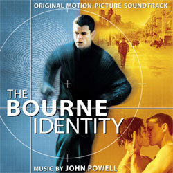 The Bourne Identity Soundtrack (John Powell) - Car�tula