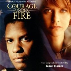 Courage Under Fire Soundtrack (James Horner) - Car�tula