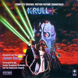 Krull Soundtrack  (James Horner) - Car�tula