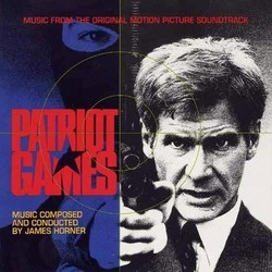 Patriot Games Soundtrack (James Horner) - Car�tula