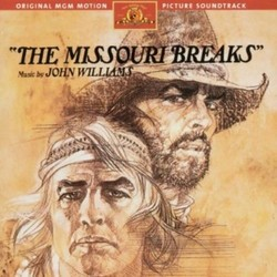 The Missouri Breaks Soundtrack (John Williams) - Car�tula