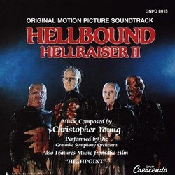 Hellbound: Hellraiser II / Highpoint Soundtrack (Christopher Young) - Car�tula
