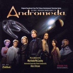 Andromeda Soundtrack (Matthew McCauley) - Car�tula