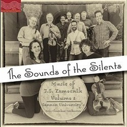 The Sounds of the Silents: The Music of J.S. Zamecnik, Vol. 1