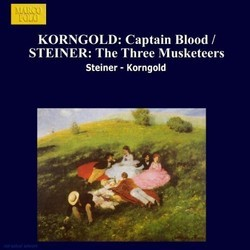 Captain Blood / The Three Musketeers / Scaramouche