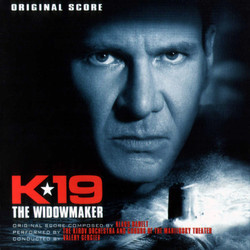 K-19: The Widowmaker Soundtrack (Klaus Badelt) - Car�tula