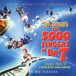 The 5000 Fingers of Dr. T. Soundtrack (Frederick Hollander) - Car�tula